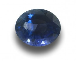 Natural Unheated Blue Sapphire|Loose Gemstone|New| Sri Lanka