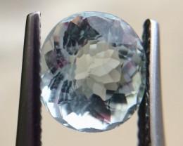 2.4cts Very beautiful Aquamarine Gemstones  Piece   ad