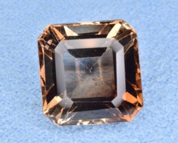 Natural Topaz 12.24 Cts Faceted Gemstone