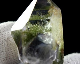 87.80 CT Natural - Unheated Green Quartz Crystal