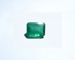 2.05ct Colombian Emerald Certified