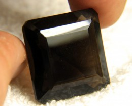 62.47 African Smokey Black Quartz - Gorgeous