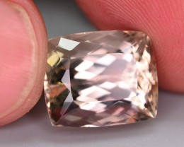 Untreated 15.55 Ct Natural Himalayan Topaz