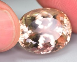 Untreated 37.20 Ct Natural Himalayan Topaz