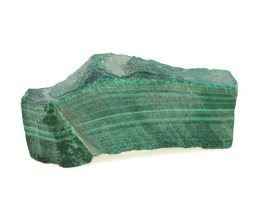 71.33cts Malachite Slab Rough