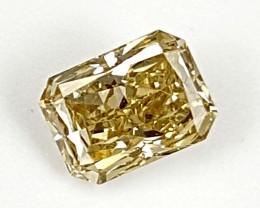 0.25CT FANCY  DIAMOND NATURAL COLLECTION PIECE IGCDM06