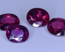 17.30 Crt Rhodolite Garnet Faceted Gemstone (R31)