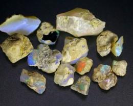 67.5Cts Ethiopian Welo Rough Opal Parcel Lot