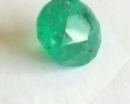 Brazilian Emerald Gemstones