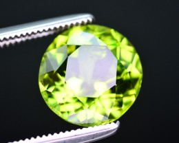 3.50 Ct Gorgeous Color Natural Peridot From Pakistan
