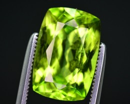 4.50 Ct Amazing Color Natural Peridot From Pakistan