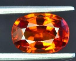 2.25 ct Natural Hessonite Garnet
