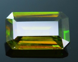 AAA Green Color 1.91 ct Chrome Sphene Skardu Pakistan SKU.18