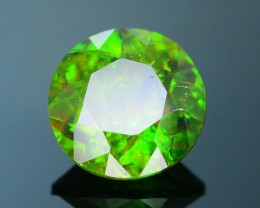 AAA Green Color 1.19 ct Chrome Sphene Skardu Pakistan SKU.18