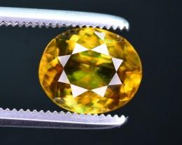 Gorgeous Color 1.65 Ct  Natural Titanite Sphene ~ ARA