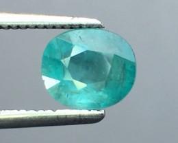 Rare Clarity 1 Cts Grandidierite World Class Rare Gem ~ Madagascar As5