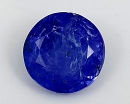 4.20Crt Tanzanite  Best Grade Gemstones JI39
