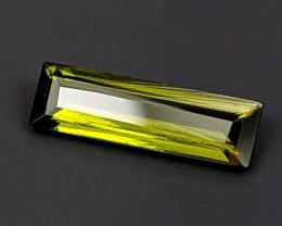 0.95Crt Mint Tourmaline Best Grade Gemstones JI39