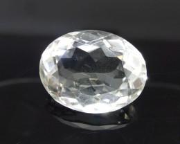 $1 No Reserve Auction -26.17 ct White Quartz