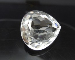 23.59 ct White Quartz $15 No Reserve Auction