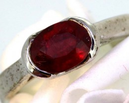 20.50- CTS  RUBY RING  SG-2737