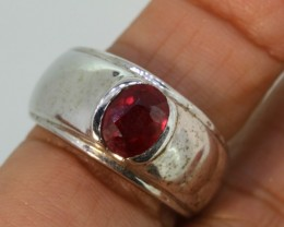 48- CTS  RUBY RING  SG-2739