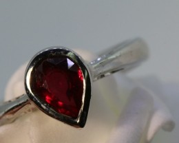 22.85- CTS  RUBY RING  SG-2740