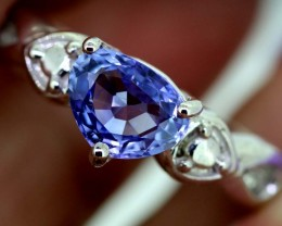 19.55-CTS  BLUE SAPPHIRE RING   SG-2750