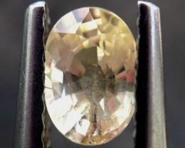 0.79cts Very beautiful Sapphire Gemstones Piece  3d