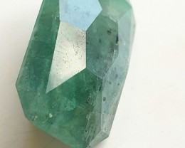 17.75 CTS -Emerald - Fancy- 21 x 12.5 x 10 mm - Oiled - Brazil