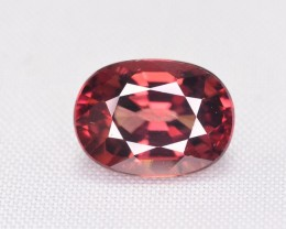 Certified 2.83 Ct Amazing Color Natural Pink Zircon ~ Cambodia