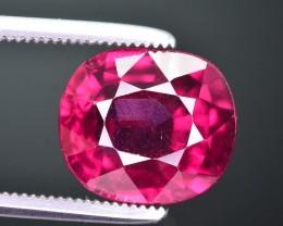 4.70 Ct Gorgeous Color Natural Rhodolite Garnet ~ ARA