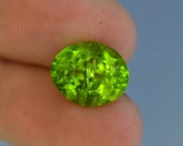 5.00 Ct Untreated Green Peridot