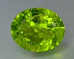 4.45 Ct Untreated Green Peridot