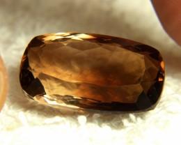 40.76 Carat Brazil VVS Golden Topaz - Gorgeous