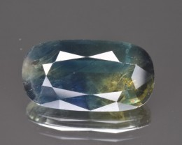 Natural Bi Color Sapphire 7.20 Cts Heated Only from Ethiopia