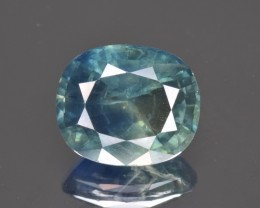 Natural Bi Color Sapphire 4.30 Cts Heated Only from Ethiopia