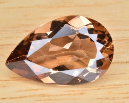 Natural Topaz 8.93 Cts Faceted Gemstone