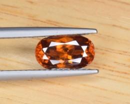Natural Rare Bastnasite 2.85 Cts Faceted Gemstone
