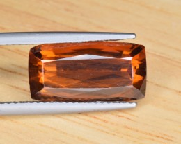 Natural Rare Bastnasite 12.48 Cts Faceted Gemstone