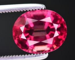 Rare 3.55 Ct Amazing Color Natural Mahenge Garnet
