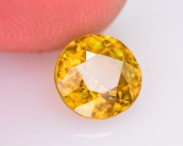 1.35 Ct Gorgeous Color Natural Titanite Sphene ~ ARA