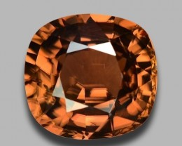 8.30 CT BROWN ZIRCON TOP CLASS LUSTER GEMSTONE BZ2