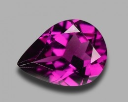 1.16 CT GRAPE GARNET TOP LUSTER GEMSTONE G9