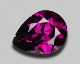 1.37 CT GRAPE GARNET TOP LUSTER GEMSTONE G13