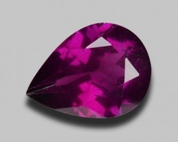 1.35 CT GRAPE GARNET TOP LUSTER GEMSTONE G14