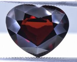 9.45 Crt Spessartite Garnet Faceted Gemstone (R33)