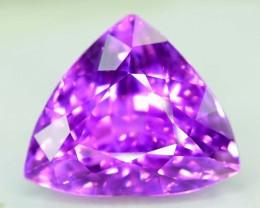 NR ~ 22.55 cts Deep Pink Kunzite Gemstone ~ Afghanistan