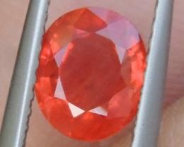 "1.57cts Vivid Orange Sapphire,  ""New Heat"""