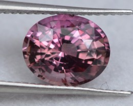 UNTREATED 1.52 CTS STUNNING OVAL MIXED COLOR CHANGE SAPPHIRE SRI LANKA